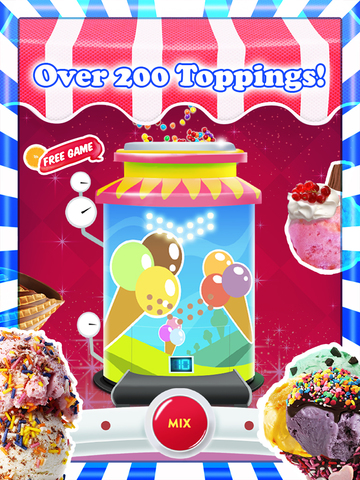 A Delicious Ice Creamy Lolly - Happy Amusing Free Games for Kids-ipad-1