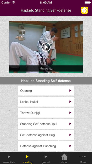 Hapkido Essentials and Self-defense Skills