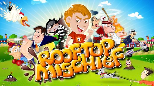 Rooftop Mischief