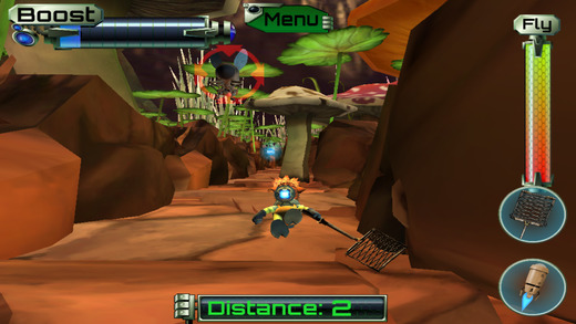 Flyhunter Origins Screenshot