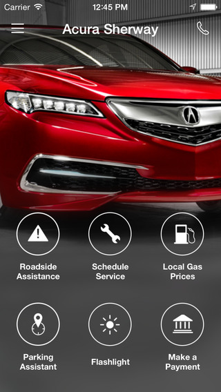 Acura Sherway DealerApp