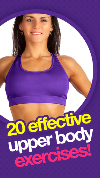 Best Bust – FREE Personal Fitness Trainer App – Daily Workout Video Training Program for Beautiful U