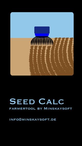 Seed Calc
