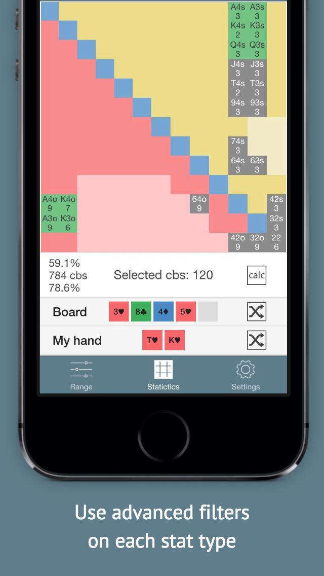Poker equity calculator iphone