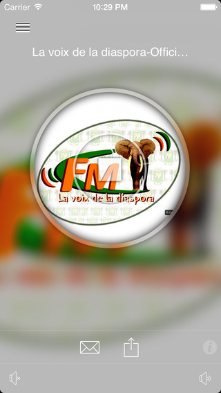 Radio La voix de la diaspora