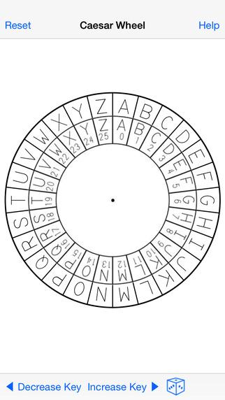 Caesar Wheel