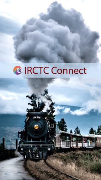 IRCTC Connect – The Official App of IRCTC
