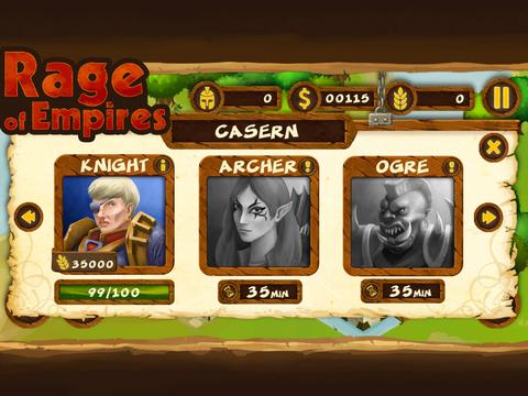 Rage Of Empires Pro screenshot 8