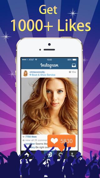 Like4Like Free - like boost Get more Instagram real likes Followers fast