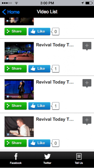 【免費音樂App】Revival Today Radio-APP點子