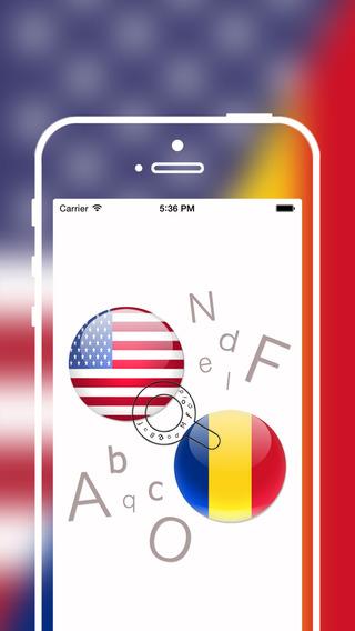 Offline English to Romanian Language Translator Dictionary . Offline engleză în limba română Traduce