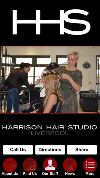 Harrison Hair Studio in Liverpool - a L'Oreal Professionnel Salon