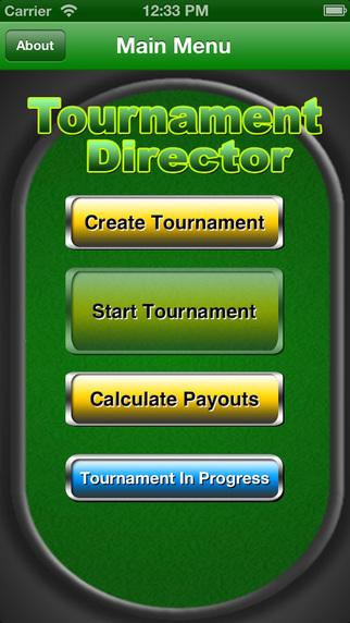 Tournament Director