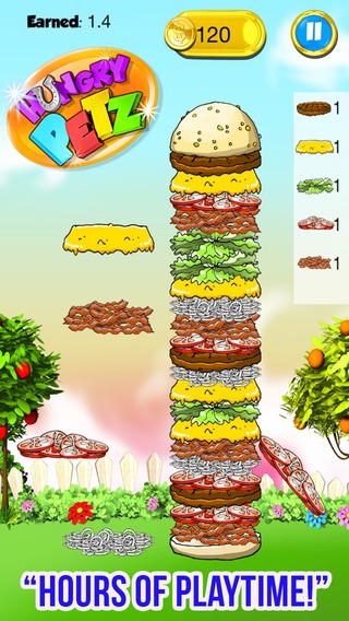 Food Stacks Maker PRO - Burger Candy Family Games