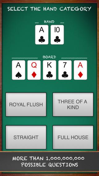 Poker Quiz - improve your poker skills