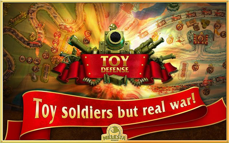 Toy Defense. World War I Screenshot - 1