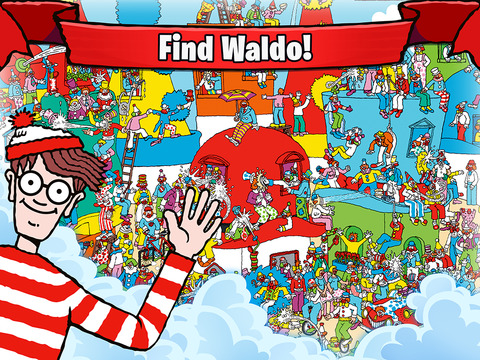 Waldo & Friends For iOS Goes Free For First Time Since Its Release