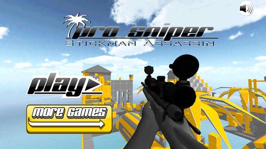 Agent 7 - Pro Sniper Stickman War Free
