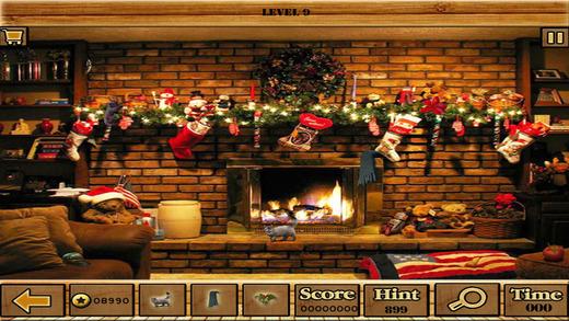 Hidden Object : Christmas Magic