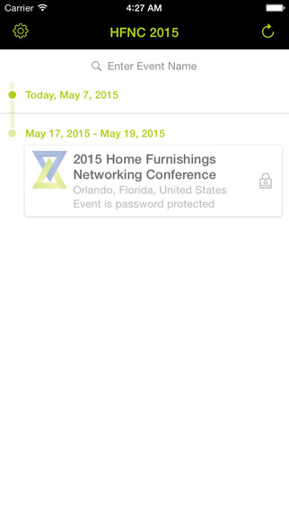 HFNC 2015 - Home Furnishings Networking Conference