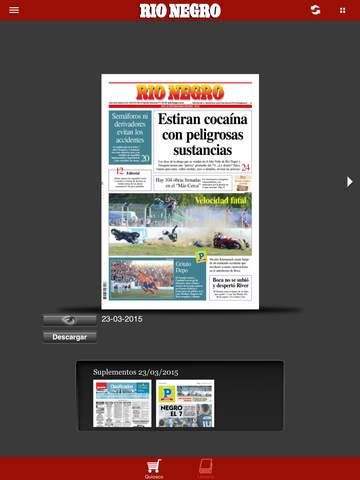 Rio Negro para iPad