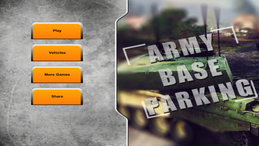 Army Base Parking