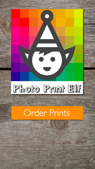 Photo Print Elf Home Delivery