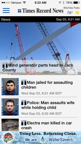 Times Record News - Wichita Falls Texas
