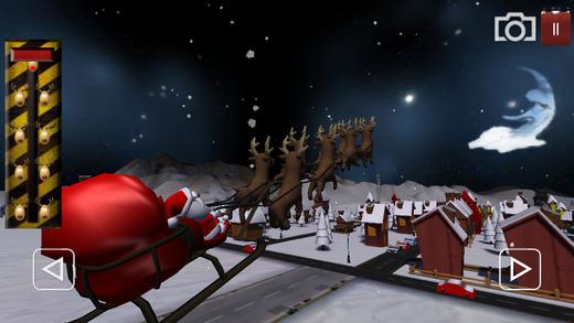 Santa Flight Simulator