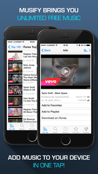 Musify Video Tube Pro For YouTube - Free Music Player and Streamer