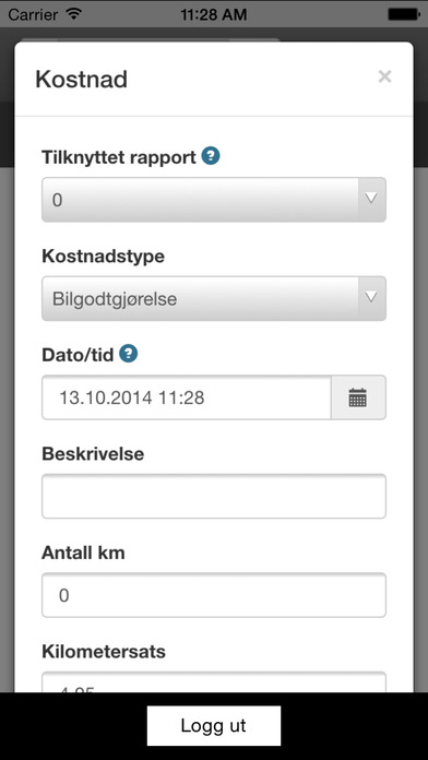 TravelText iPhone Screenshot 2