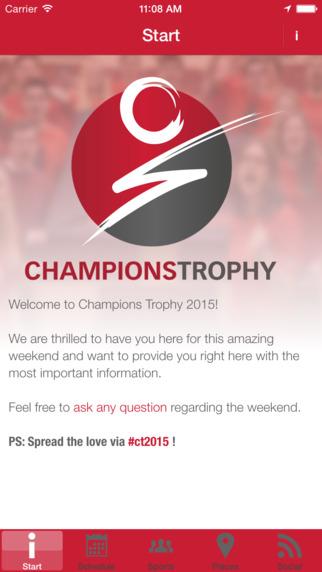 Champions Trophy 2015