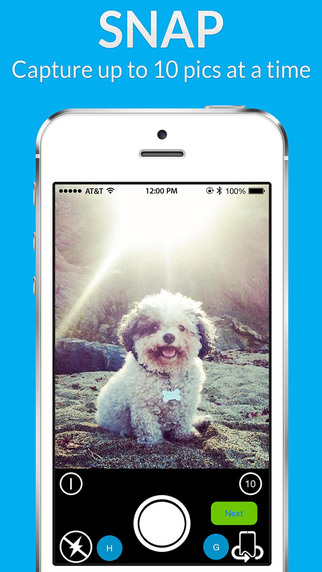 SuperPic - Simple private photo sharing