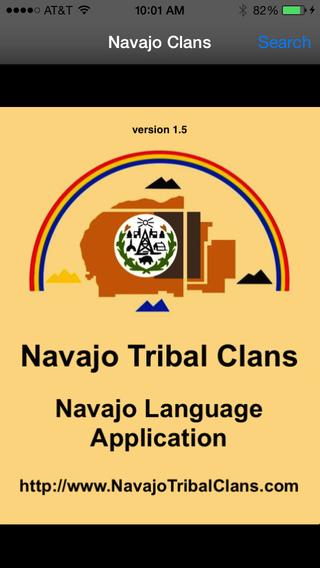 Navajo Clans