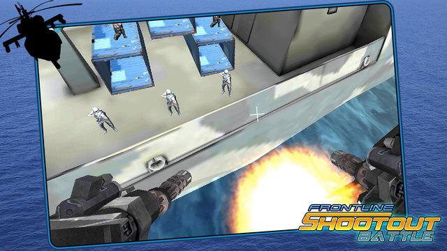 Frontline Shootout Battle