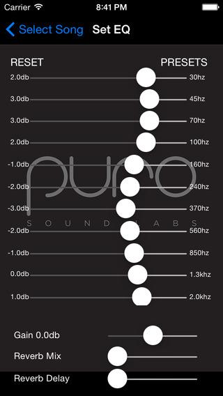 Puro Sound Labs EQ