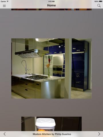 App Kitchen Design Guide App App