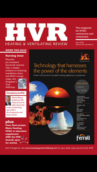 Heating Ventilating Review