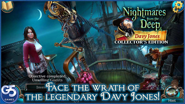 Nightmares from the Deep™: Davy Jones Collector's Edition Full