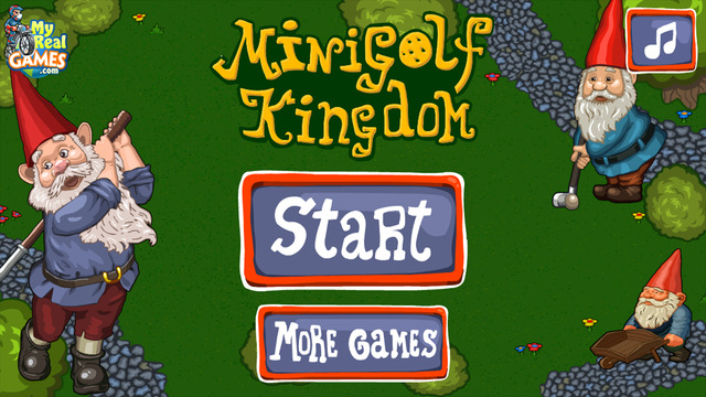 Mini Gold Kingdom