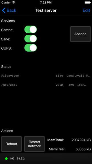 SSH Control Lite