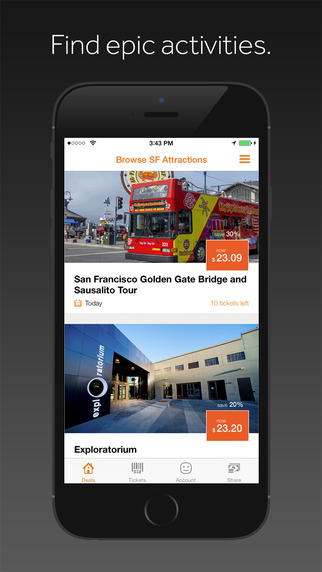 Lucky Day Travel - Last Minute San Francisco Tourist Adventures