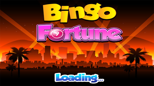 Bingo Fortune - Sweep The Grand Jackpot With Multiple Daubs And Stages