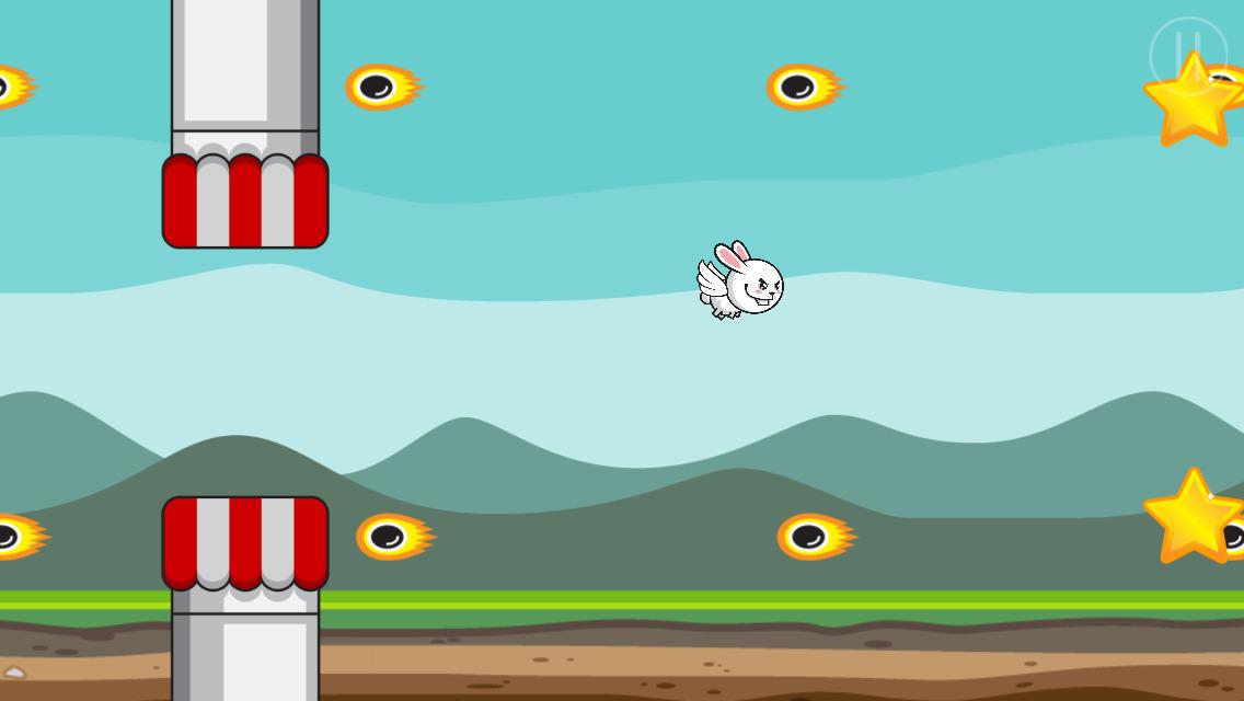 App Shopper: Tiny Bunny - Addicting Birdjam Adventure (Games)