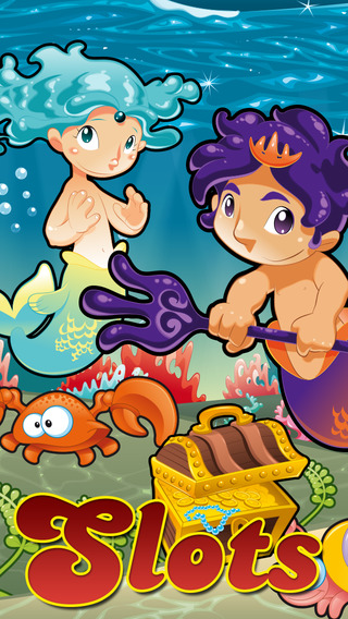 All Mermaids Lucky Slot Machines Casino HD - Play Vacation House of Slots Fun Games Pro