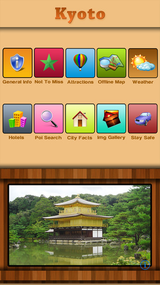 Kyoto Traveller's Essential Guide