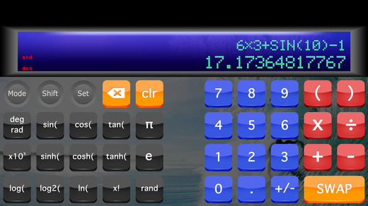 Calculator 2i