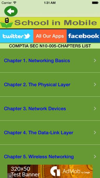 CompTIA Network+ Exam N10-005 free
