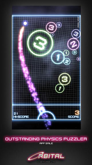 Orbital - 轨道谜游戏[iOS][¥18→0]丨反斗限免