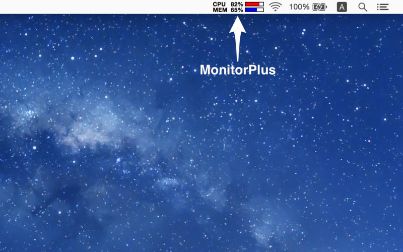 MonitorPlus Screenshot - 1